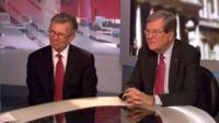 Former Senators Lott and Daschle team up to push for better government