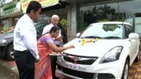 Buying a new car in Mumbai