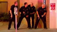 Полиция Далласа