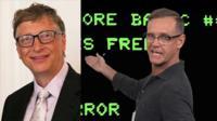 Bill Gates, Aaron Heslehurst