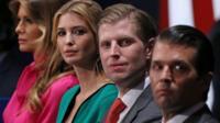 Donald Trump's family