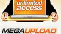 Megaupload screen grab