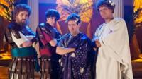 Romans from the Evil Emperors song from Horrible Histories