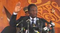 Interim Mali President Dioncounda Traore