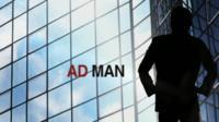 Ad Man graphic