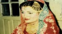A cross-border bride
