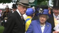 The Queen and Prince Phillip