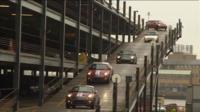 Southampton car export terminal