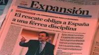 A Spanish newspaper