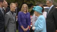 The Queen at Henley Business School