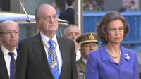 King Juan Carlos and Queen Sofia