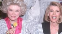Phyllis Diller and Joan Rivers starred together in Happily Ever After
