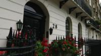 House in Belgravia