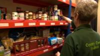Foodbank in Coventry