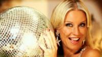 TV presenter Denise Van Outen