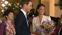 The Duke and Duchess of Cambridge in Singapore