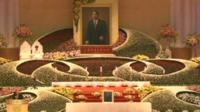 Funeral for religious leader Sun Myung Moon