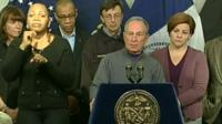New York City Mayor Michael Bloomberg