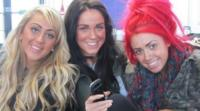 Sophie Kasaei, Vicky Pattison and Holly Hagan from Geordie Shore