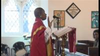 Female vicar
