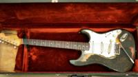 Black Fender Strat