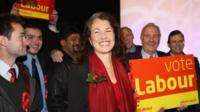 Labour candidate Sarah Champion, who was elected in Rotherham