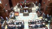 Egyptian assembly