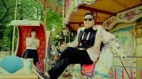 PSY's Gangnam Style