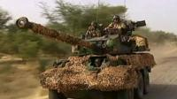 French armoured vehicle