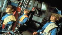 Thunderbirds' International Rescue team