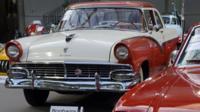 Ford Fairlane Club Sedan (1956)