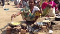 Pilgrim cooking