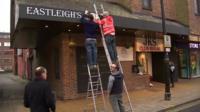 Eastleigh street workers