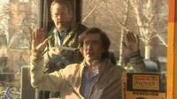 Alan Partridge (Steve Coogan) is held at gunpoint