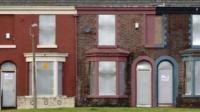 Derelict homes