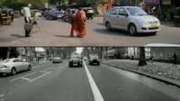 London and Mumbai