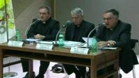 Vatican spokesmen