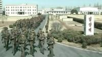 North Korean soldiers