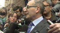 Raed Jaser's lawyer, John Norris