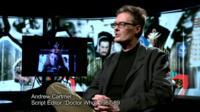 Andrew Cartmel, Doctor Who script editor