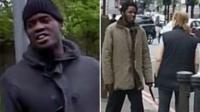 The two suspects are 28-year-old Michael Adebolajo, from Romford in east London, and 22-year-old Michael Adebowale, of Greenwich in south-east London.