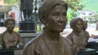 Statues and memorials