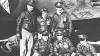 B-17 flight crew