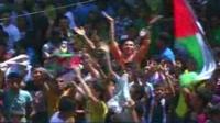 Crowds await Arab Idol winner's homecoming