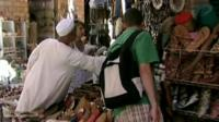 Stall in Egypt