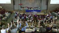 General Synod voting