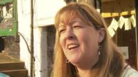 Sue Gilbertson from Cybermoor