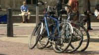 Cycles in Cambridge