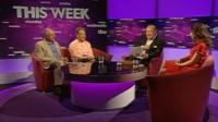 Ken Livingstone, Michael Portillo, Andrew Neil and Myleene Klass
