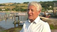 Ian Gibson, Salcombe Harbour Master